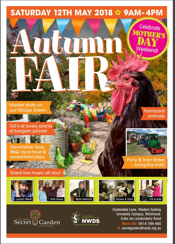 Autumn Fair 2