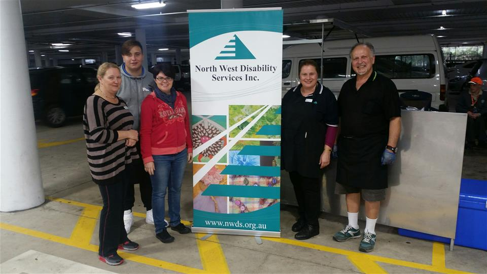 NWDS Bunnings BBQ